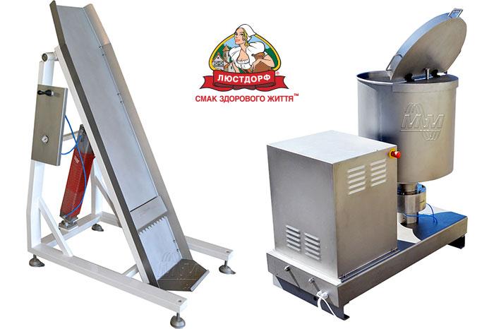 Оборудование для производителя молочной продукции ООО «Люстдорф» | Мастер Милк