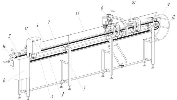 Модуль для снятия шкуры с куриной грудки от Мастер Милк