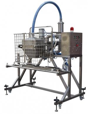 Автомат фасовки мороженого для Deep Blue от Мастер Милк