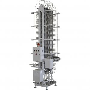 Вертикальный охладитель для вафель от Мастер Милк