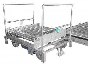 Транспортная система для контейнеров от Мастер Милк